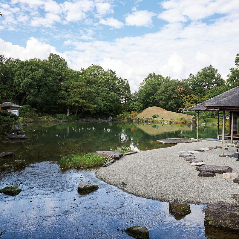 養浩館庭園イメージ